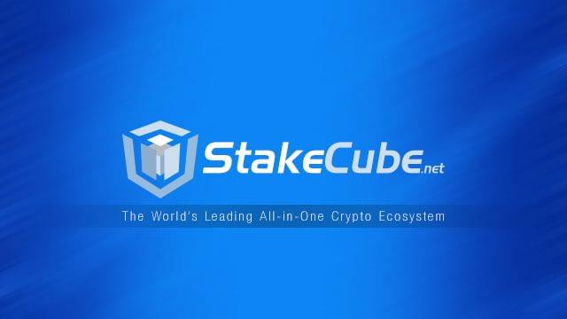 StakeCube – Crypto Exchange – PoS Pool – Masternodes
