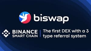 The First DEX on BSC network with a three-type referral system! 100% commision on swaps Believe it or Not!